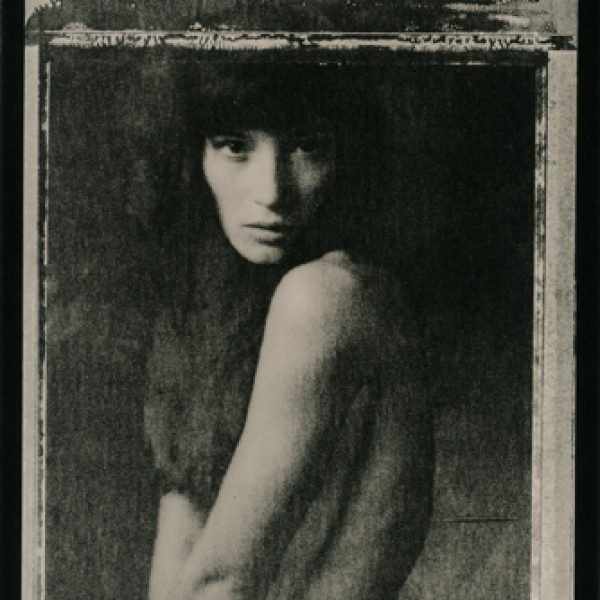 Oceane #, Lith print, by Silvano Magnone