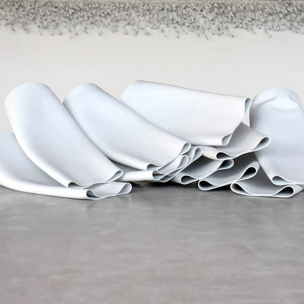 2017 Fallen vases, Piet Stockmans