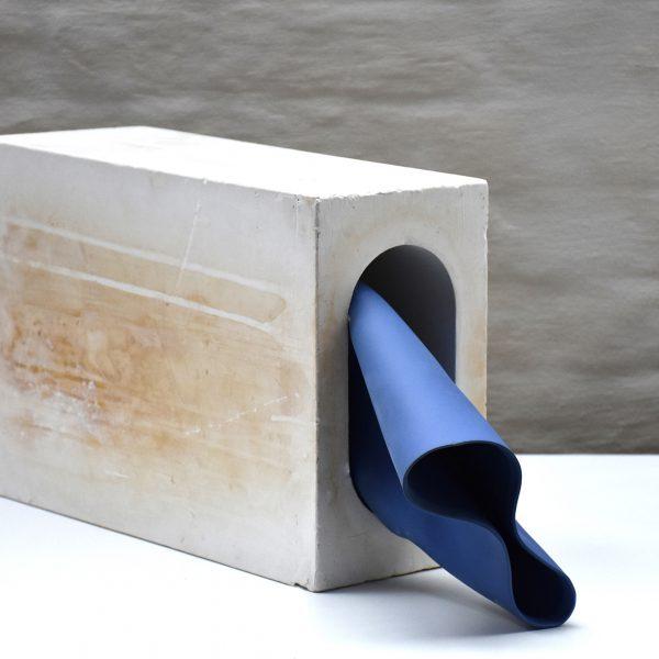 2017 Week oval vase Piet Stockmans