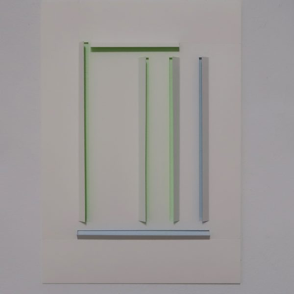 Jeanine Cohen, Structure II, nr 1, 2017