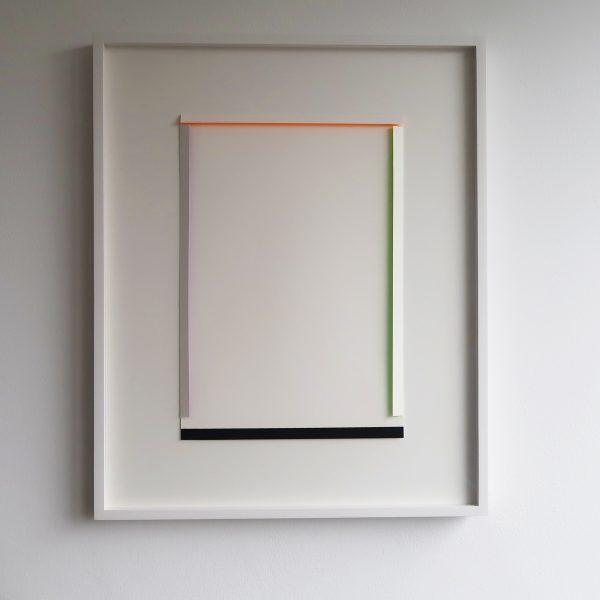 Jeanine Cohen, 3 Folds n° III, 2017