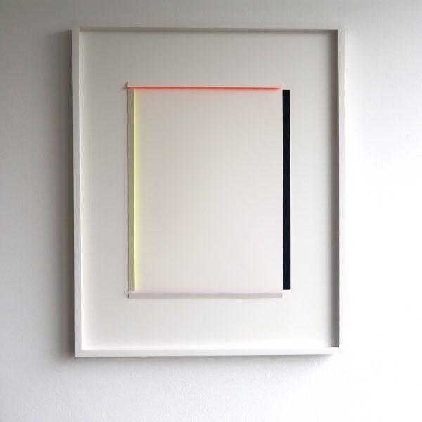 Jeanine Cohen, 3 Folds n° II, 2017