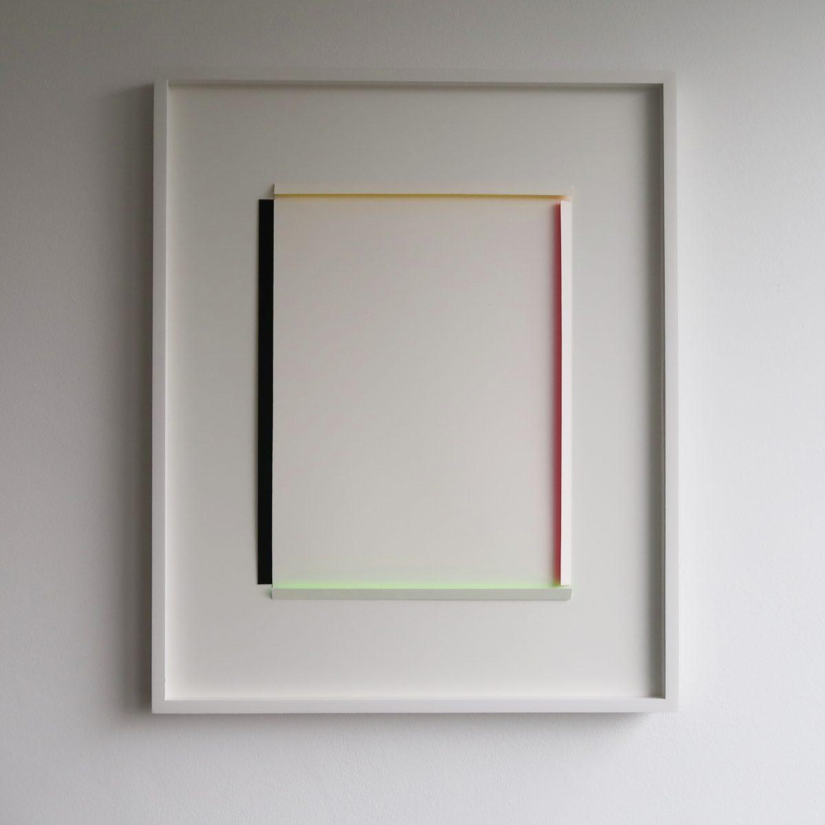 Jeanine Cohen, 3 Folds n° l, 2017