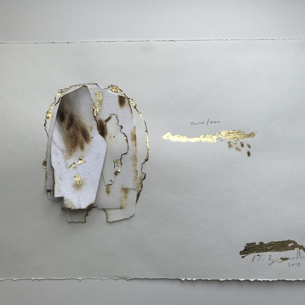 Carlo Brandelli, Burnt Gold nr. 1