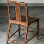 Alexandre Chary, Santal Chair, 2020, santal wood, 83 x 52,5 x 47 cm (7)